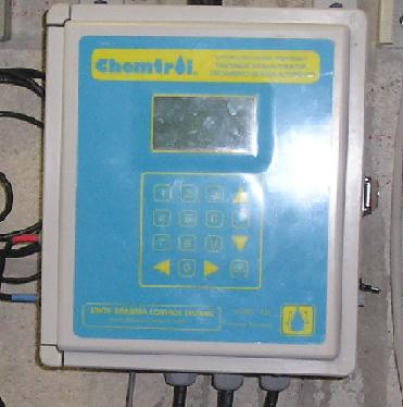 swimming pool chemical controllers