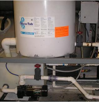Chlorine Erosion Feeders Erosion Chemical Feeders